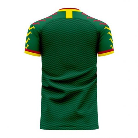 Bolivia 2020-2021 Home Concept Football Kit (Viper) - Womens