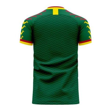 Bolivia 2020-2021 Home Concept Football Kit (Viper) - Kids