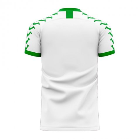 Bolivia 2020-2021 Away Concept Football Kit (Viper) - Kids