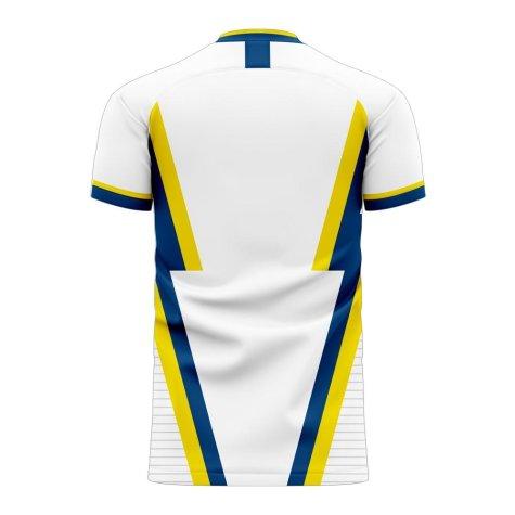 Bosnia 2020-2021 Away Concept Football Kit (Libero) (PJANIC 10)