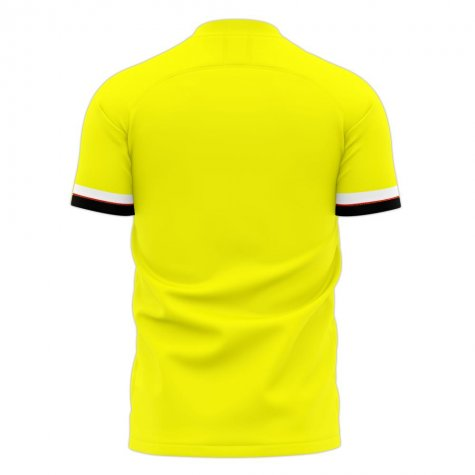 Brunei 2020-2021 Home Concept Football Kit (Libero)