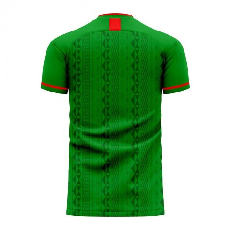 Burkina Faso 2020-2021 Home Concept Football Kit (Libero) - Womens
