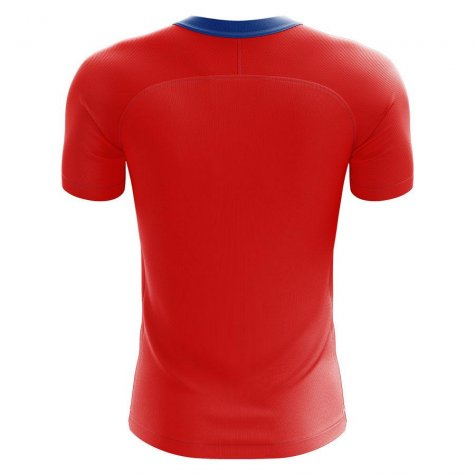 Czech Republic 2020-2021 Home Concept Football Kit (Airo) - Little Boys