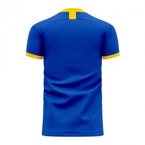 Central Coast Mariners 2020-2021 Home Concept Football Kit (Libero) - Little Boys