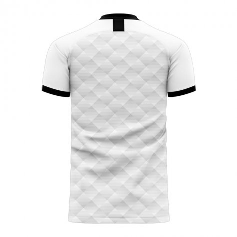 Club Olimpia 2020-2021 Home Concept Football Kit (Libero)