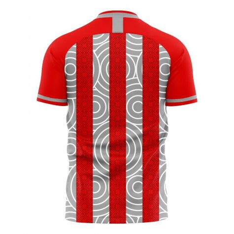 Cremonese 2020-2021 Home Concept Football Kit (Airo) - Womens