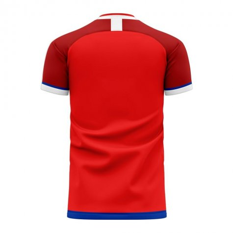 Czech Republic 2020-2021 Home Concept Kit (Libero) (KREJCI 7)