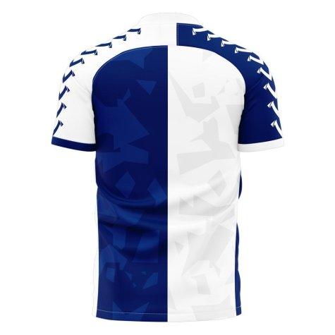 Antofagasta 2020-2021 Home Concept Shirt (Viper)