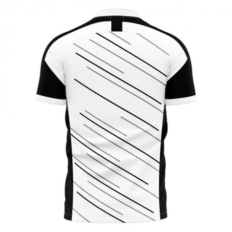 Derby 2020-2021 Home Concept Football Kit (Libero)