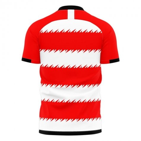 Doncaster 2020-2021 Home Concept Football Kit (Libero)