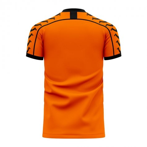 Dundee Tangerines 2020-2021 Home Concept Shirt (Viper) - Baby