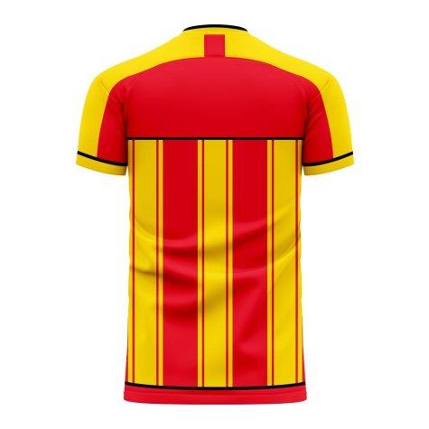 Espérance Sportive de Tunis 2020-2021 Home Concept Football Kit (Libero)