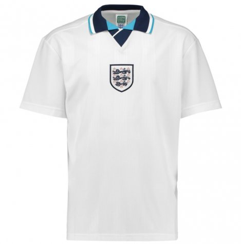 Score Draw England Euro 1996 Home Shirt (Adams 5)