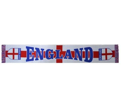 England Acrylic Scarf