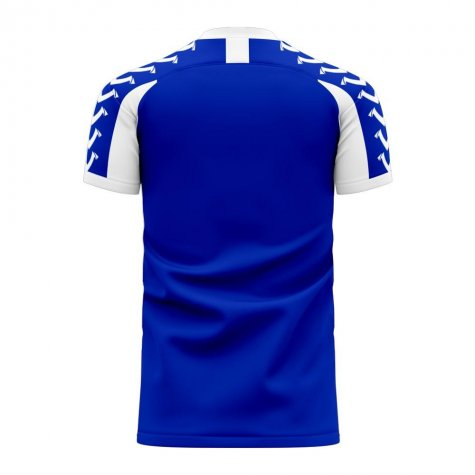 Merseyside 2020-2021 Home Concept Football Kit (Viper) - Baby
