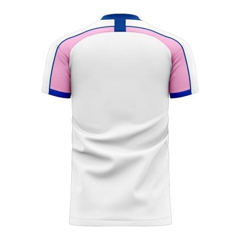 Evian Thonon 2020-2021 Home Concept Shirt (Libero) - Womens