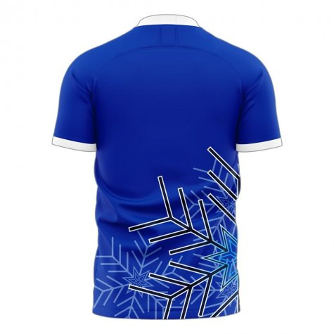 Finland 2020-2021 Away Concept Football Kit (Libero) - Little Boys