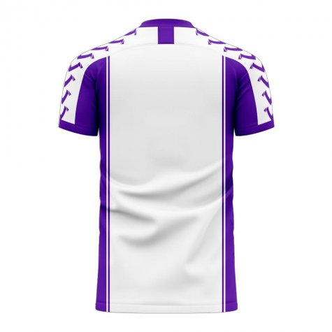 Florence 2020-2021 Away Concept Football Kit (Viper) - Womens