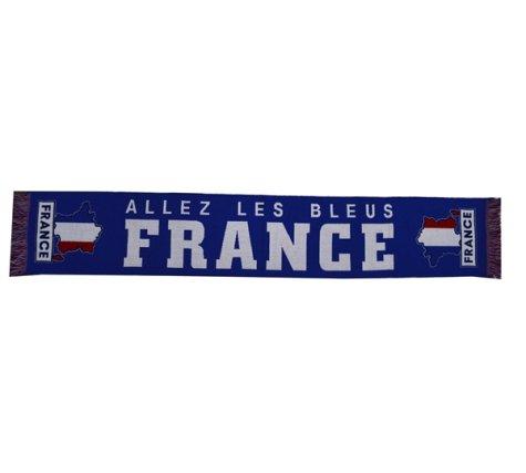 France Acrylic Scarf-1