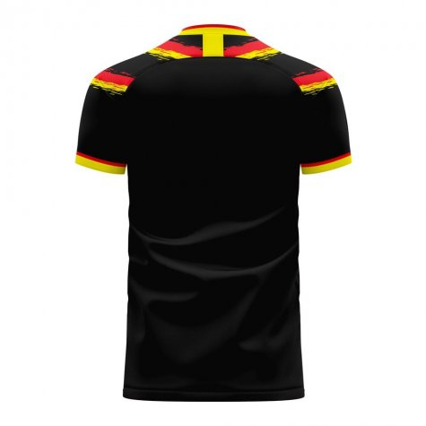 Germany 2020-2021 Away Concept Kit (Fans Culture) - Kids