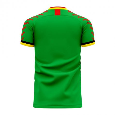 Guyana 2020-2021 Away Concept Football Kit (Viper) - Womens