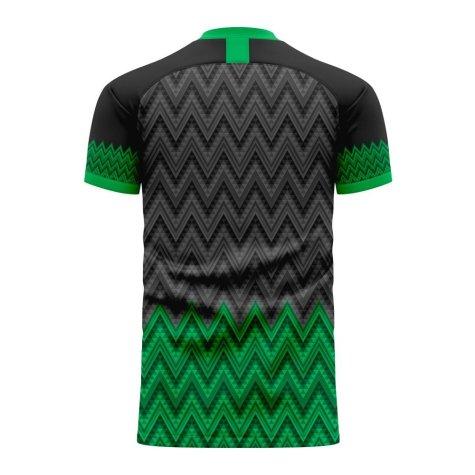 Hibernian 2020-2021 Away Concept Football Kit (Libero)
