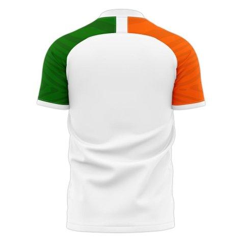 India 2020-2021 Away Concept Football Kit (Libero) - Baby