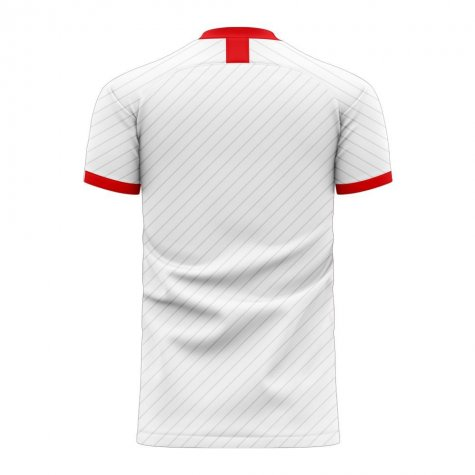 Koln 2020-2021 Home Concept Football Kit (Libero) - Kids
