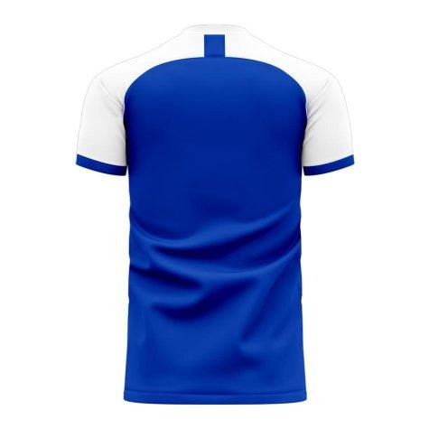 FC Lausanne-Sport 2020-2021 Home Concept Kit (Airo) - Kids