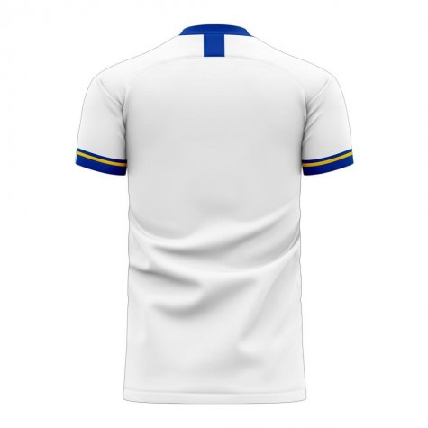 Leeds 2020-2021 Home Concept Football Kit (Fans Culture) - Little Boys