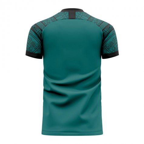 Club Leon 2020-2021 Home Concept Football Kit (Libero) - Kids