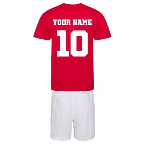 Personalised Liverpool Training Kit