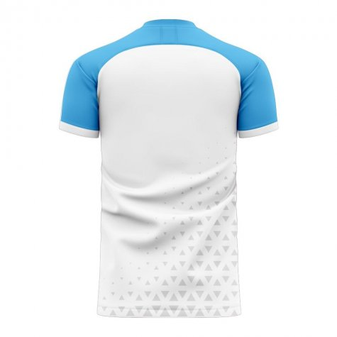 Diego Maradona Face Signature Concept Shirt (White) - Womens