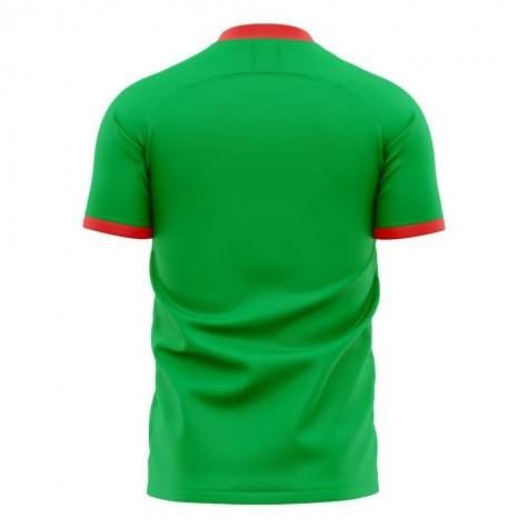 Mexico 2020-2021 Mustache Concept Football Kit (Libero)