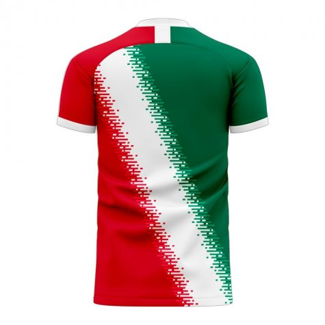 Mexico 2020-2021 Fourth Concept Football Kit (Libero) - Baby