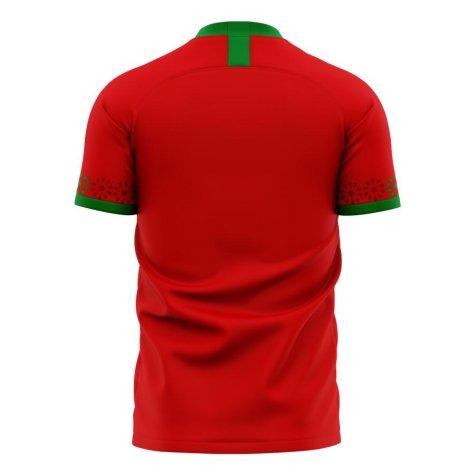 Morocco 2020-2021 Away Concept Football Kit (Libero) - Womens