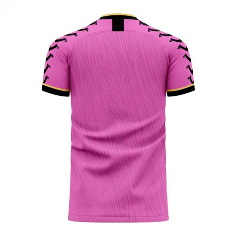 Palermo 2020-2021 Home Concept Football Kit (Viper) - Womens
