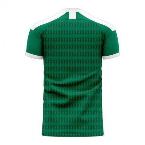Palmeiras 2020-2021 Home Concept Football Kit (Libero) - Womens