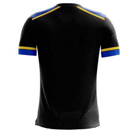 Parma 2020-2021 Away Concept Football Kit (Airo) - Little Boys