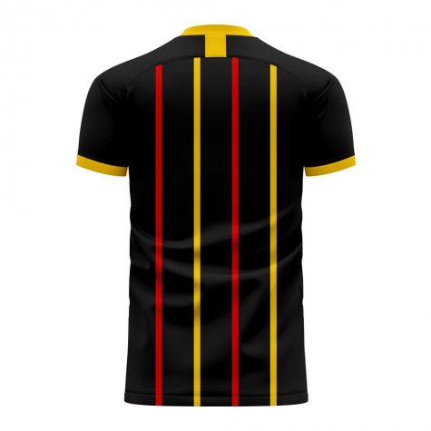 Partick 2020-2021 Away Concept Football Kit (Libero) - Womens