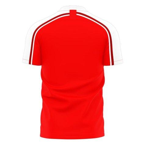 Perugia 2002 Retro Concept Shirt (Libero)