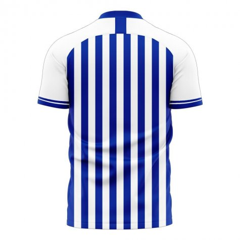 Pescara 2020-2021 Home Concept Football Kit (Libero) - Little Boys