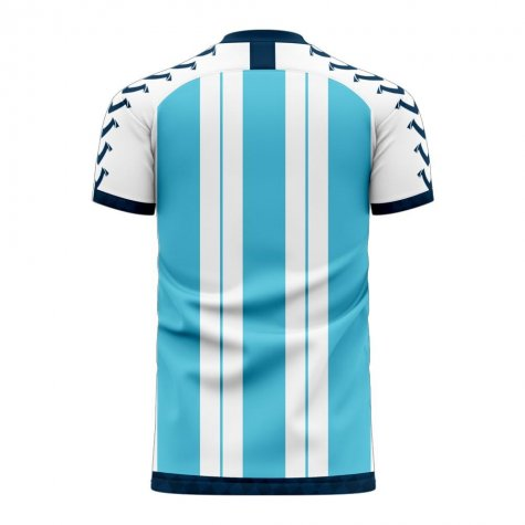 Racing Club 2020-2021 Home Concept Football Kit (Viper)