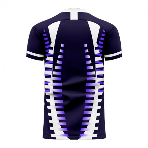 Madrid 2020-2021 Third Concept Football Kit (Libero) - Baby