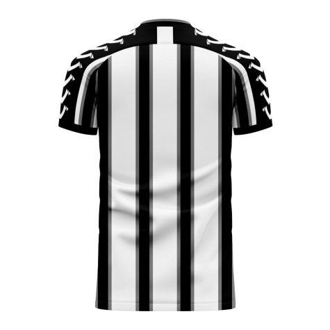 KR Reykjavik 2020-2021 Home Concept Football Kit (Viper) - Baby