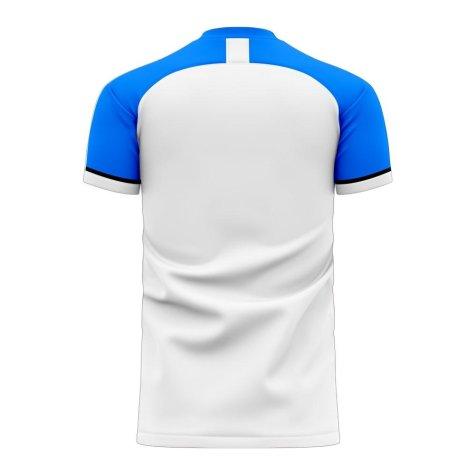 Sampdoria 2020-2021 Away Concept Football Kit (Libero)