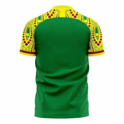 Senegal 2020-2021 Away Concept Football Kit (Libero)