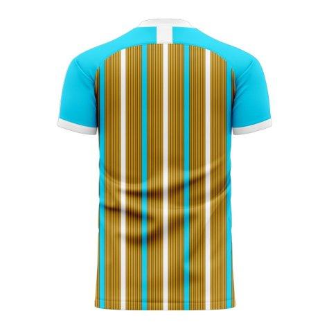 Somalia 2020-2021 Home Concept Football Kit (Libero) - Kids