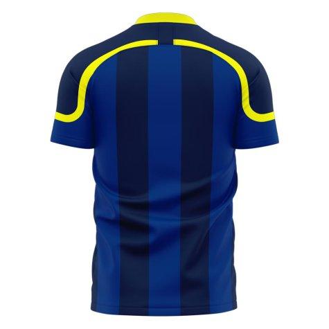 Sturm Graz 2020-2021 Away Concept Shirt (Airo)