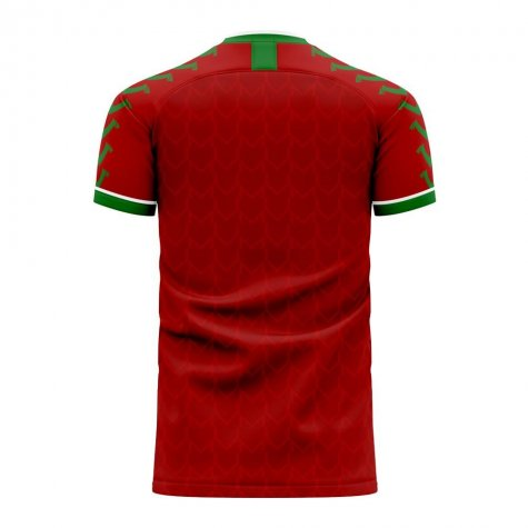 Suriname 2020-2021 Away Concept Football Kit (Viper) - Baby
